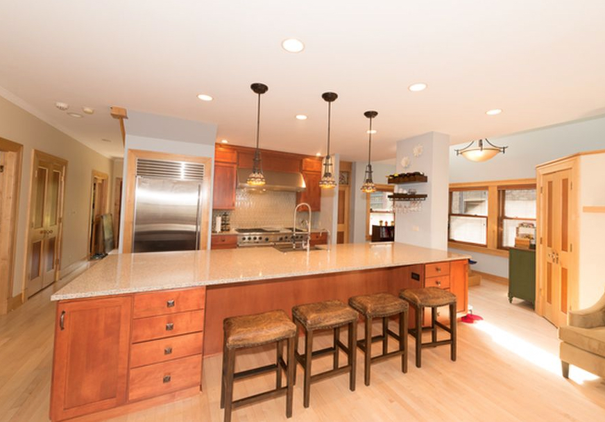 A Modern and Timeless Kitchen in Wicker Park